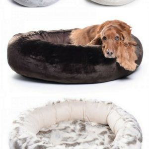 Hundebett K-Nax Fake Fur auch Orthopädisch