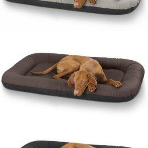 Kunstleder Hundebett Hundekissen Jerry  XL - XXXL verschiedene Farben
