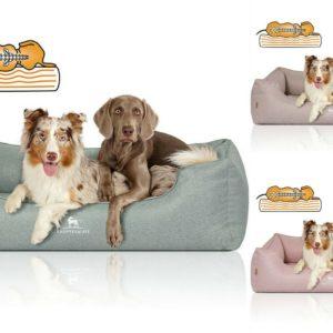 Orthopädisches Hundebett Luisa Sunshine-Edition M - XXL