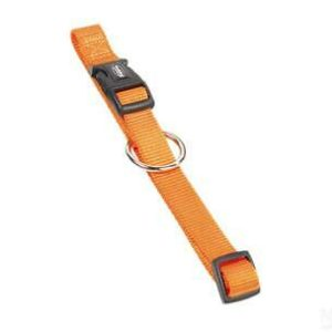Nobby Halsband Classic orange L: 40-55cm B: 20mm