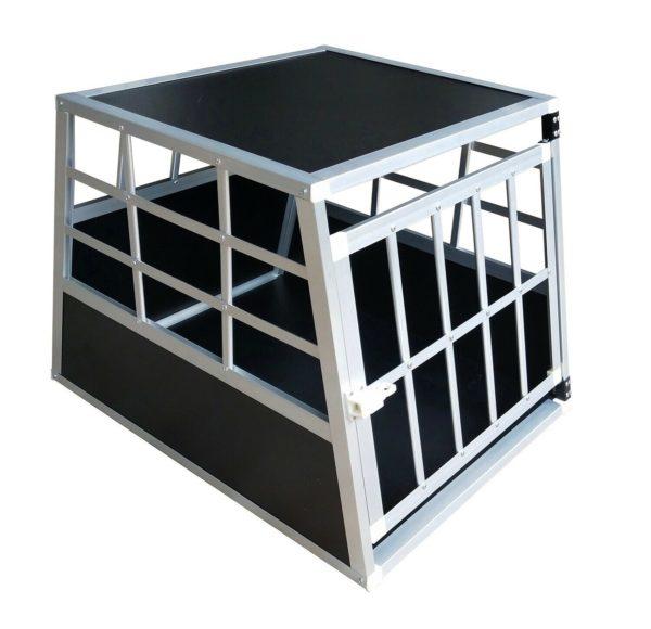 Hundetransportbox S fürs Auto, Reisebox, Hundebox, Käfig, Transportbox