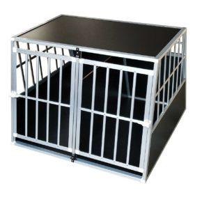 Hundetransportbox XL fürs Auto, Reisebox, Hundebox, Käfig, Transportbox