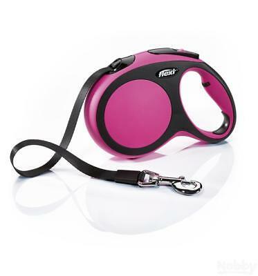 Flexi NEW COMFORT L pink GURT 5m