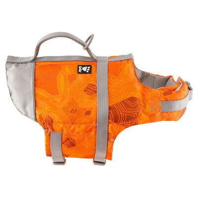 Hurtta Life Savior Hunde Schwimmweste orange camo, diverse Größen, NEU