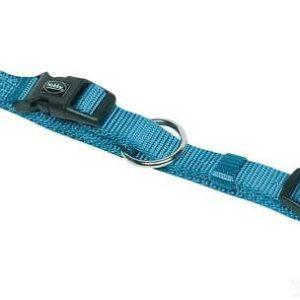 Nobby Halsband Classic hellblau L: 30-45cm B: 15mm